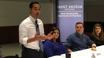 Julian Castro suggests new guard of Dems has 2020 edge, as he takes big step toward bid
