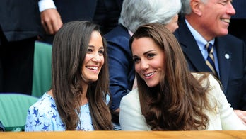 Kate and Pippa Middleton's former London home hits market