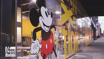 Disney's pop-up Mickey Mouse exhibit in NYC honors character's 90th anniversary