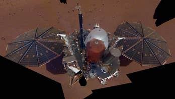 NASA's InSight Mars Lander snaps its first stunning selfie