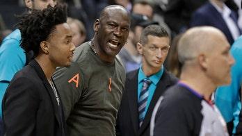 Michael Jordan defends slapping Charlotte Hornets' player: 'No negative intent'