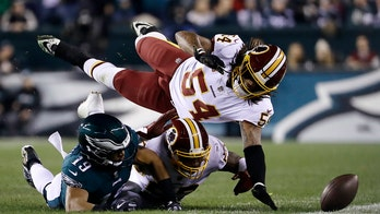 Washington Redskins defensive captain slams team, fan base in leaked conversation