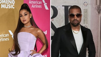 Ariana Grande apologizes after Kanye West accuses her of using him to promote a song