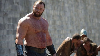 'Game of Thrones' The Mountain star Hafthor Bjornsson talks finale, spinoffs and being World's Strongest Man