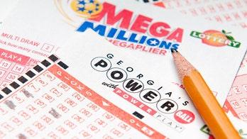 Mega Millions winning numbers are drawn for $418 million jackpot