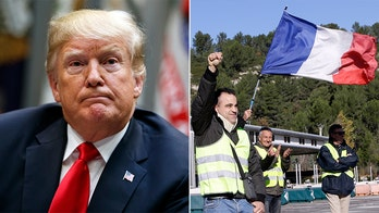 Despite heat at home, Trump approval ratings tower above embattled European leaders'
