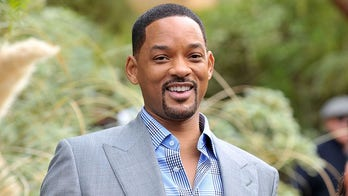 Will Smith says his 'Aladdin' genie role will serve as Robin Williams homage