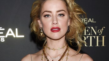 Amber Heard on 'Aquaman' character: 'She's not a damsel in distress'