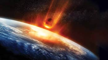 Asteroid dust may have triggered massive explosion of life on Earth 466 million years ago