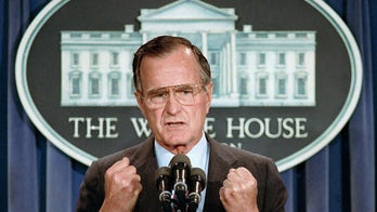 Media elevate Bush in death, use his passing to denigrate Trump