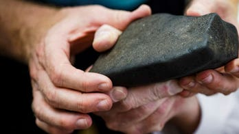 Mystery of New Jersey 'meteorite' found in crater on beach solved by astronomer