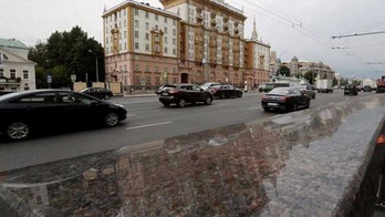 Russia reportedly detains American over suspected spying