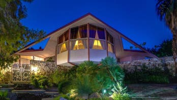 Elvis Presley's Palm Springs honeymoon home has lingered on market for years