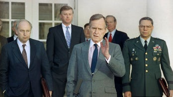 'George Bush was absolutely the best': former VP Dan Quayle pays tribute to his late boss