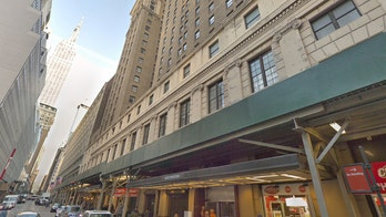 Infant dies after being found 'unresponsive' in NYC hotel; 2 women in custody, police say