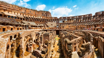 Tourist at Roman Colosseum caught stealing brick during guided tour