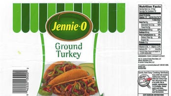 Jennie-O recalls more than 164,000 pounds of ground turkey products over salmonella concerns