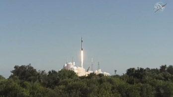 NASA astronaut describes 'profound potential' of breakthrough space experiments