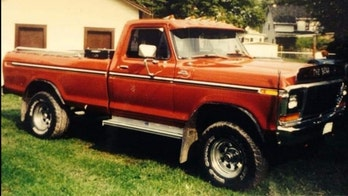 North Carolina man searching for Ford pickup his wife was born in 36 years ago