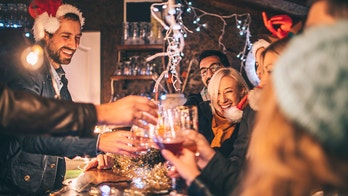 People drink twice as much alcohol over the holidays, survey finds