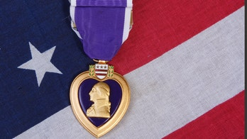 World War II veteran with terminal cancer to receive Purple Heart 74 years after he was injured in Belgium