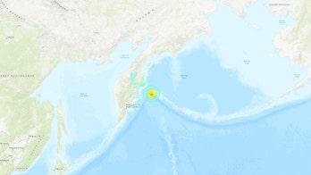 Magnitude 7.4 earthquake strikes off eastern coast of Russia
