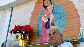 Florida woman, 85, fighting to keep painting of Virgin Mary on mobile home: 'Have to kill me first'