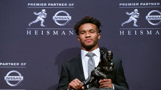 Heisman winner Kyler Murray apologizes for past homophobic tweets deleted hours after award