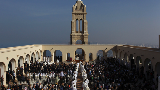 Catholic monks killed in Algeria's civil war are beatified
