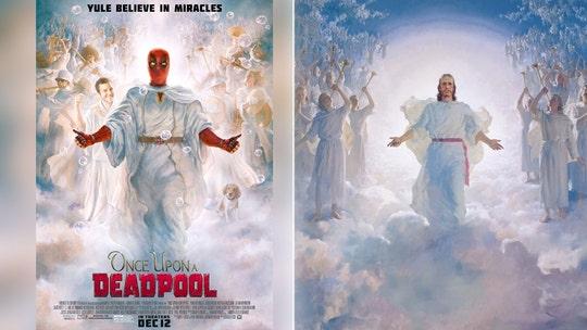 'Once Upon a Deadpool' poster mocks Mormons, petition says
