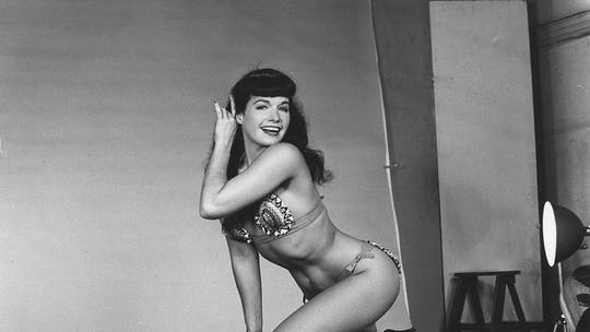 Bettie Page's 'lost years' revealed in 'treasure trove' of unseen letters and photos