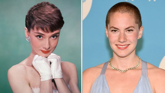 Audrey Hepburn's granddaughter explains how late Hollywood star is still inspiring her