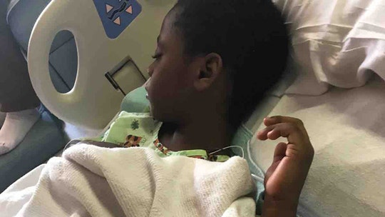 Boy, 6, diagnosed with flesh-eating bacteria after positive strep test