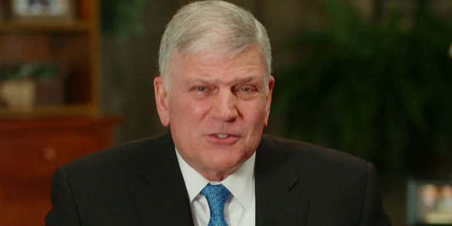Franklin Graham was mistakenly banned for 24 hours from Facebook over a 2016 post.