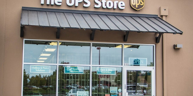 The UPS Store deleted the tweet quickly.