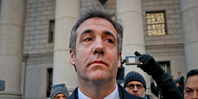 Michael Cohen was sentenced to three years in prison on Dec. 12.