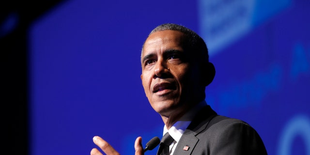 Obama-aligned Organizing for Action will be merged with another group to fight gerrymandering. (Associated Press)