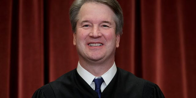 Justice Brett Kavanaugh joined the Supreme Court in 2018.