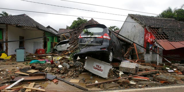 Horrific Footage Shows Band Swept Away Mid-Performance By Indonesian Tsunami