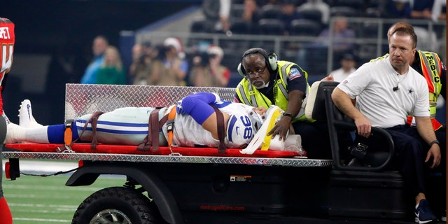 The most gruesome sports injuries of 2018: Bad bends and