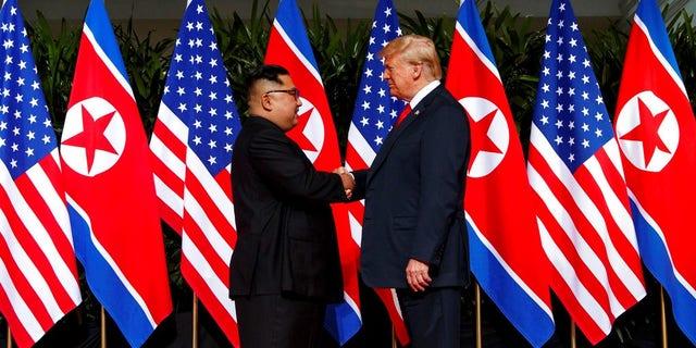 Kim Jong Un and U.S. President Trump could meet for a second summit in 2019.
