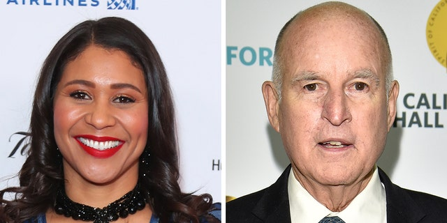 "Mayor London Breed sent a letter to outgoing Gov. Jerry Brown in late October asking him to ""consider leniency"" and commute the sentence of Napoleon Brown, who struggled with drugs from a young age, the San Francisco Chronicle reported Wednesday. (Getty)"