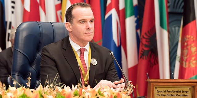 United States  envoy Brett McGurk quits over Donald Trump Syria pullout