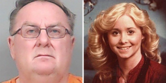 Jerry Lynn Burns was arrested in the 1979 killing of Michelle Martinko.