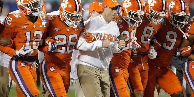 Clemson captured another ACC championship as it looks to get back to the title game.