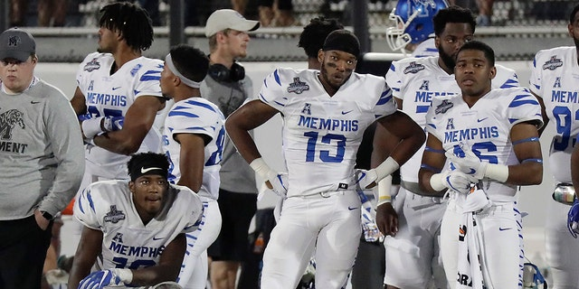 Memphis is looking to end the season on a high note after being stunned in the American Athletic Conference title game.
