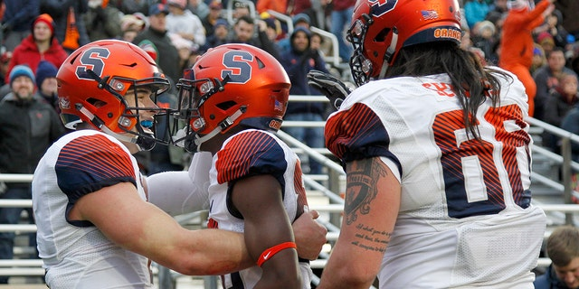 Syracuse tallied nine wins in 2018 and will appear in its first bowl game since 2013. The team hasn't lost a bowl game since 2004.