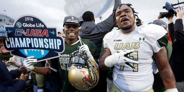 UAB is back in its second straight bowl game. The team disbanded after the 2014 season.