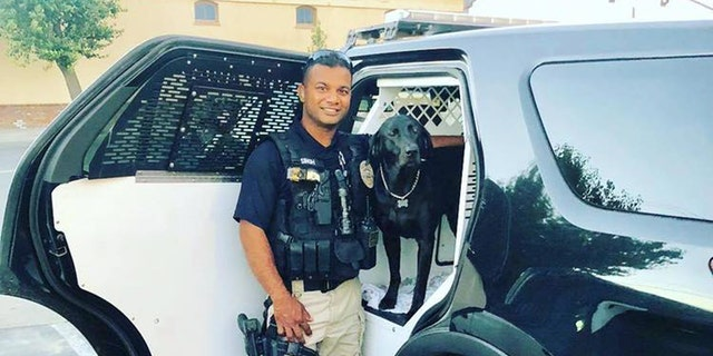 Cpl. Ronil Singh has been with the Newman Police Department since 2011.