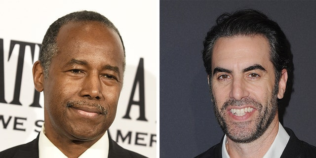 """Sacha Baron Cohen said he almost added Ben Carson, the Secretary of Housing and Urban Development, to his roster of high-profile figures he pranked on his controversial comedy series """"Who is America?"""""""
